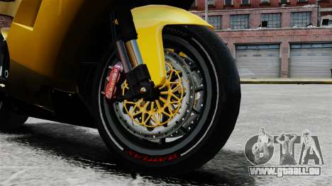 Ducati 848 für GTA 4 rechte Ansicht
