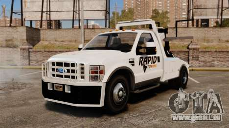 Ford F-550 Towtruck Rapid Towing [ELS] für GTA 4