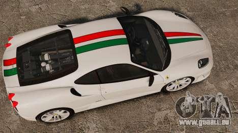 Ferrari F430 Scuderia 2007 Italian pour GTA 4 est un droit