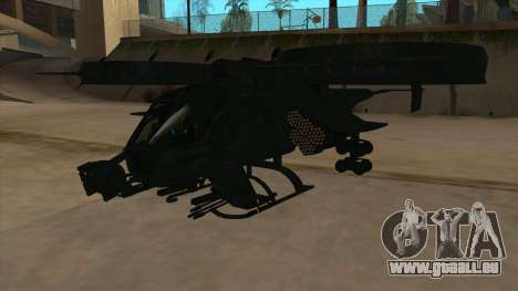 AT-99 Scorpion Gunship from Avatar für GTA San Andreas