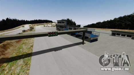 Nouvel emplacement Ebisu West pour GTA 4 secondes d'écran