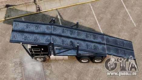 Packer-Sprungbrett für GTA 4 rechte Ansicht