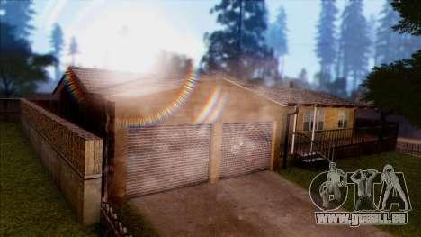 Extreme ENBSeries 2.0 pour GTA San Andreas sixième écran