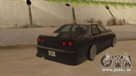 Nissan Skyline ER34 Street Style für GTA San Andreas rechten Ansicht