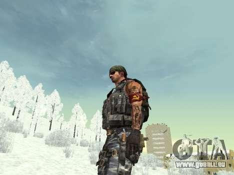 Commando für GTA San Andreas achten Screenshot