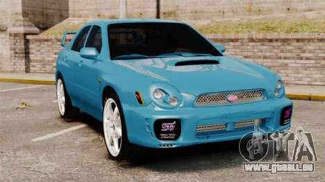 Subaru Impreza für GTA 4