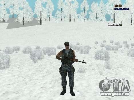Commando für GTA San Andreas zweiten Screenshot