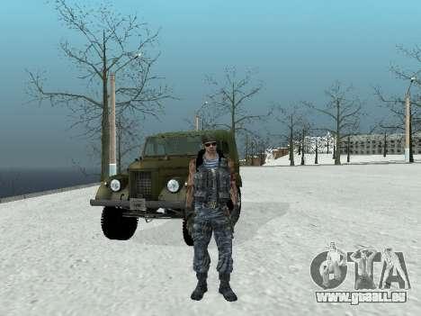 Commando für GTA San Andreas fünften Screenshot