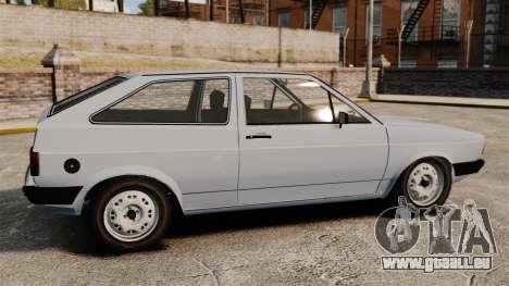 Volkswagen Gol LS 1986 pour GTA 4 est une gauche