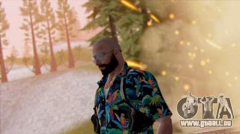 Extreme ENBSeries 2.0 pour GTA San Andreas quatrième écran