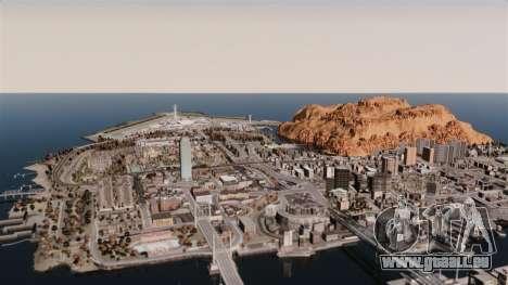 Camera Hack Video Editor für GTA 4 Sekunden Bildschirm