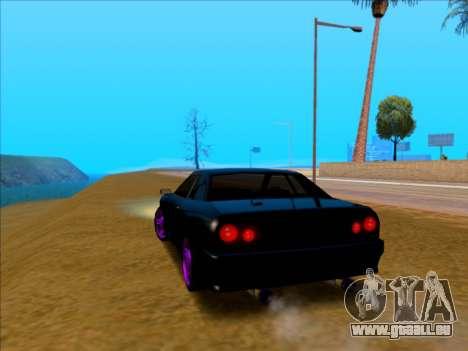 Elegy by Xtr.dor v1 pour GTA San Andreas laissé vue