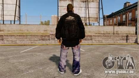 Domdrug PED de TBoGT pour GTA 4 quatrième écran