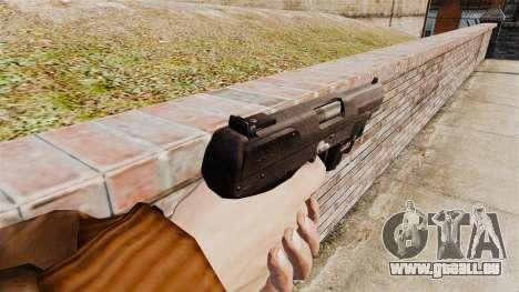 Pistolet Self-loading FN Five-seveN v1 pour GTA 4 secondes d'écran