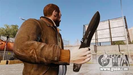 Couteau tactique v2 pour GTA 4
