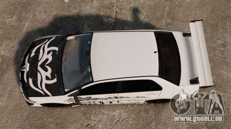 Mitsubishi Lancer Evolution VIII MR CobrazHD pour GTA 4 est un droit