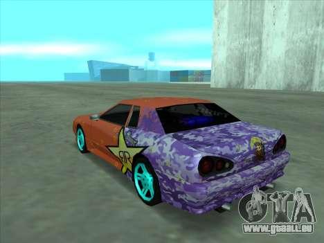 Drift elegy by KaMuKaD3e für GTA San Andreas Unteransicht