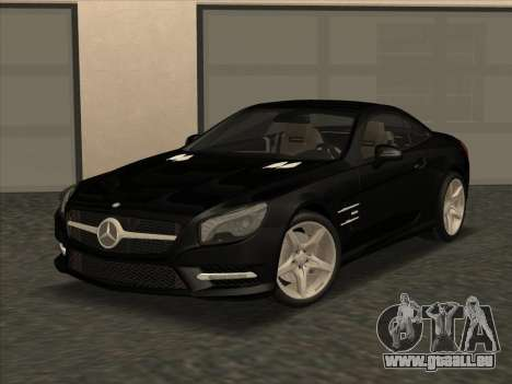 Mercedes-Benz SL500 2013 (ImVehFt v2.02) für GTA San Andreas