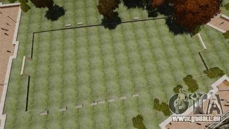 Terrain de soccer pour GTA 4 quatrième écran