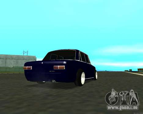 VAZ 2101 bébé v3 pour GTA San Andreas vue arrière