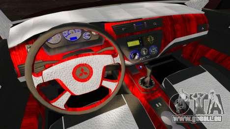 Mitsubishi Lancer Evolution IX 1.6 für GTA 4 Seitenansicht