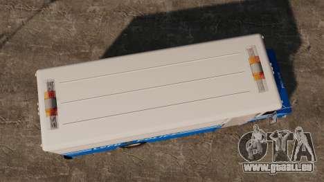 Chevrolet Step-Van 1985 LCPD pour GTA 4 est un droit