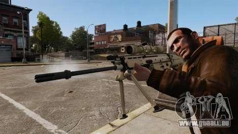 Mk17 SCAR-H für GTA 4 weiter Screenshot