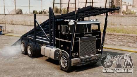 Packer-Sprungbrett für GTA 4