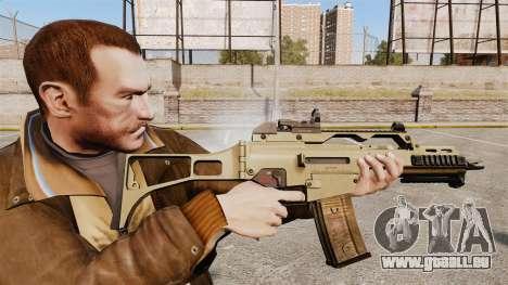HK G36c für GTA 4