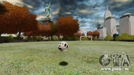 Terrain de soccer pour GTA 4 troisième écran