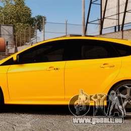 Ford Focus ST 2013 für GTA 4 linke Ansicht