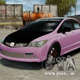 Honda Civic Type-R (Mugen RR) für GTA 4