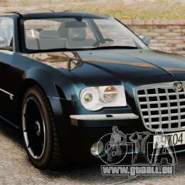 Chrysler 300C Pimped pour GTA 4