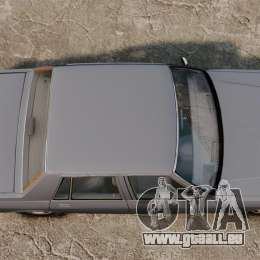 Chevrolet Caprice 1989 pour GTA 4 est un droit