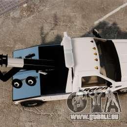Ford F-550 Towtruck Rapid Towing [ELS] pour GTA 4 est un droit