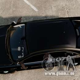 Ford Taurus Police Interceptor 2013 LCPD [ELS] für GTA 4 rechte Ansicht