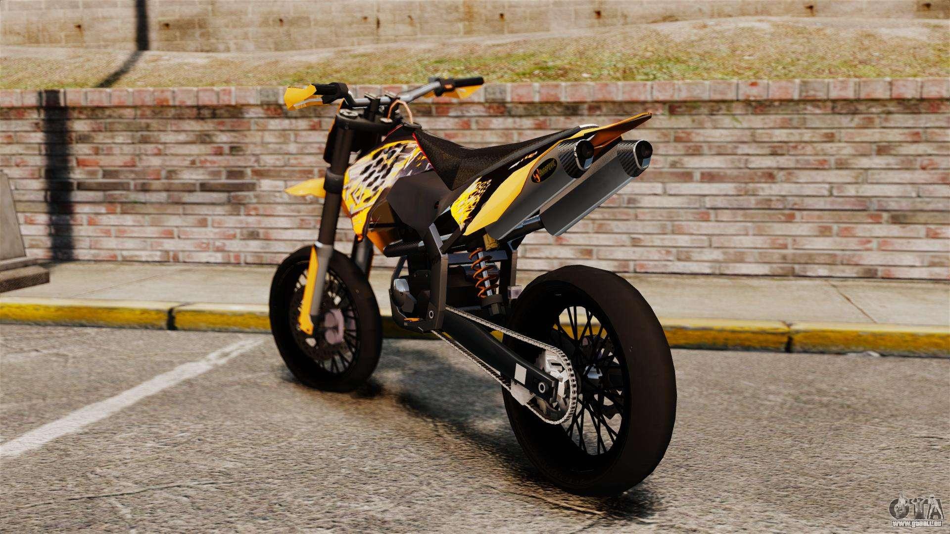 Ducati Monster Mod Gta