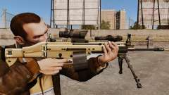 Machine d'assaut FN SCAR-L