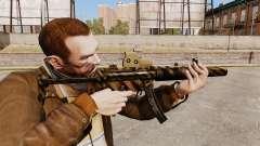 MP5SD Maschinenpistole v4