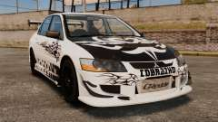 Mitsubishi Lancer Evolution VIII MR CobrazHD