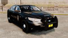 Ford Taurus Police Interceptor 2013 LCPD [ELS] pour GTA 4