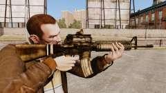 Die M16A4 rifle