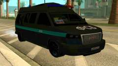 GMC Savana AWD FSB