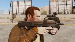 Pistolet mitrailleur P90 FN