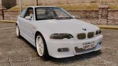 BMW M3 E46 v1.1 pour GTA 4