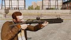 Fusil de chasse semi-automatique XM1014 couvert