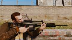 Fusil d'assaut H & K MG36 v4