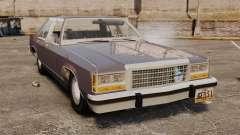 Ford LTD Crown Victoria für GTA 4