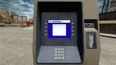 Banque d'Amérique ATM v 2.0