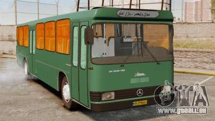 Mercedes-Benz O457 pour GTA 4